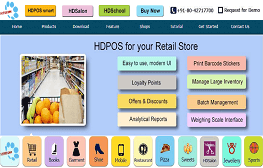 HDPOS For FMCG Software