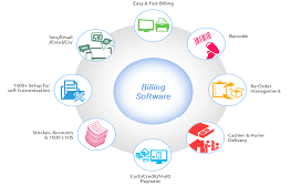 Marg ERP9+ Billing & Invoicing Software