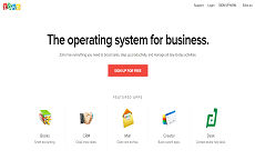 Zoho Invoice Software