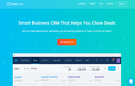 Salesmate CRM Software