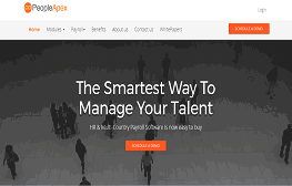 PeopleApex - Multi-Country HR and Payroll Software