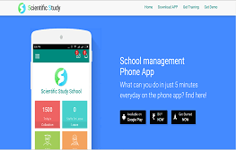 Scientific Study - School Management Software