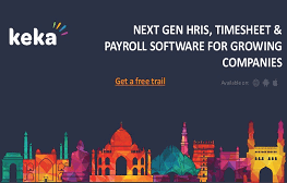 Keka for HR & Payroll Software