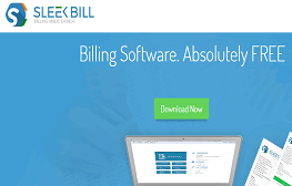Sleek Bill India Software