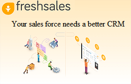 FreshSales.io Software