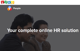Zoho People Software