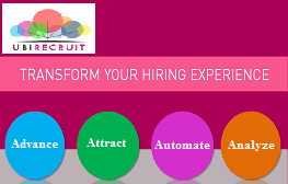 ubiRecruit Software