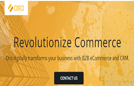 OroCommerce - B2B eCommerce Platform Software