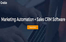 Cratio Real Estate CRM Software
