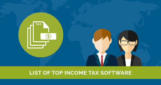 Best Income Tax Software | Reviews of ITR Preparation & TDS Software