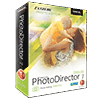 PhotoDirector 7 Deluxe Software